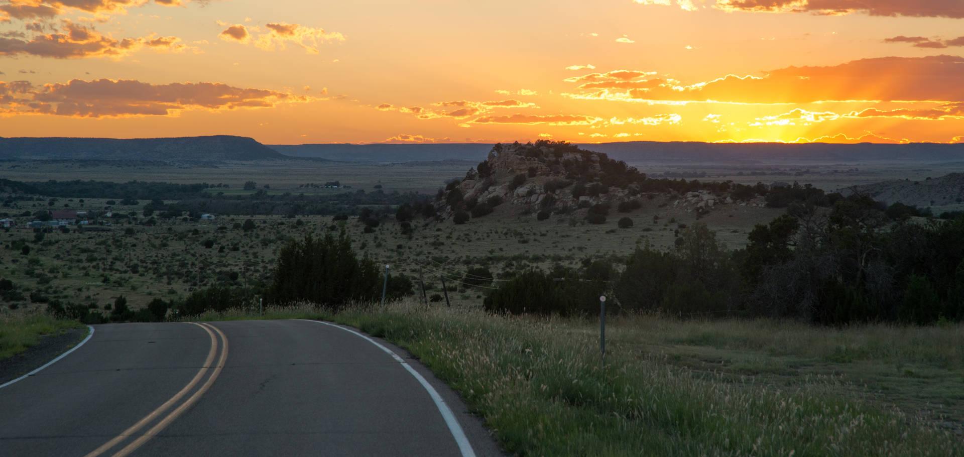 10 Surreally Scenic Drives In Oklahoma Flavorverse