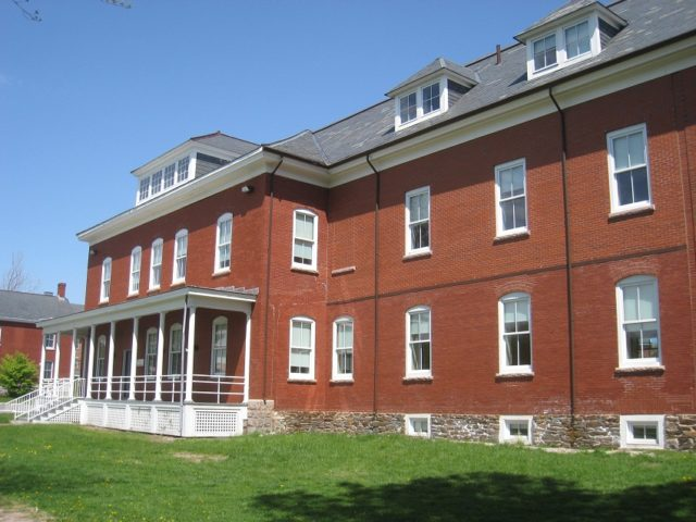 Southern Maine Community College Haunted Maine