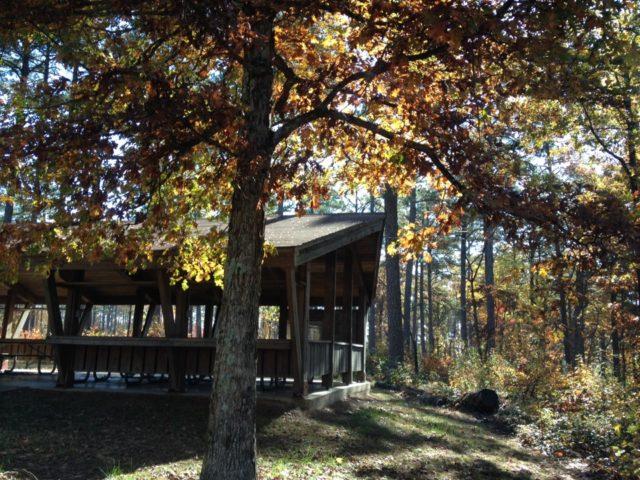 Spadra Park Best Camping in Arkansas