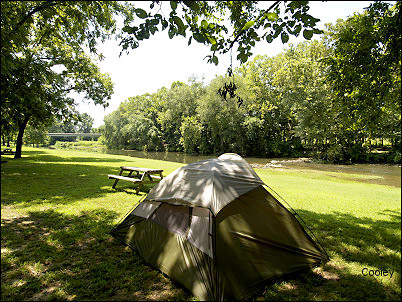 Spring River Oak Campground Best Camping in Arkansas