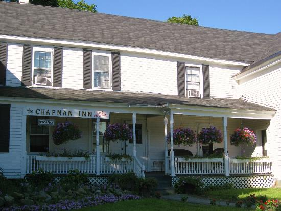 The Chapman Inn Haunted Maine