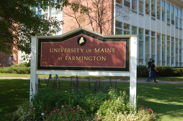 University of Maine Haunted Maine