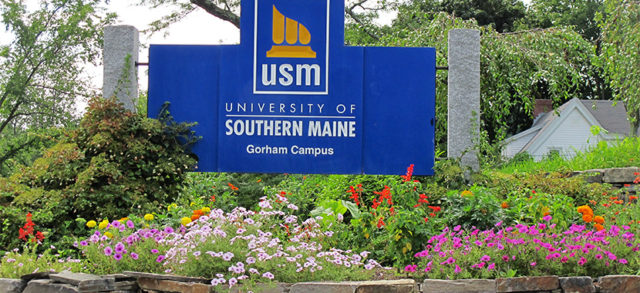 University of Southern Maine Haunted Maine