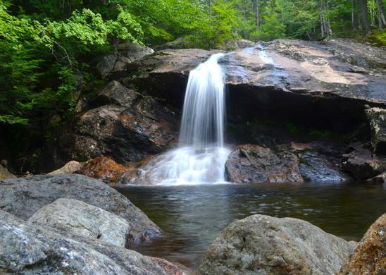 Waterfall Alabama Thompson Falls