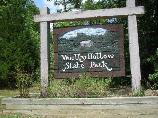 Woolly Hollow Heber Springs Arkansas Camping