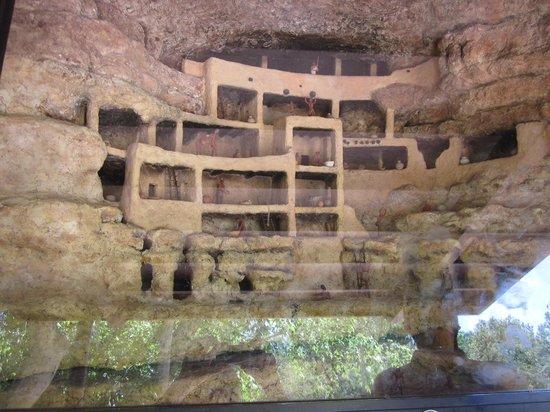 Arizona National Monument Montezuma Castle