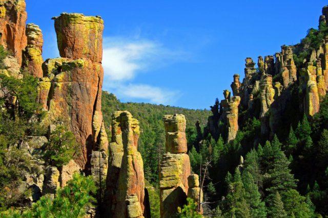 Arizona National Monuments Chiricahua Monument