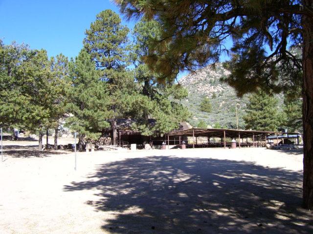 Arizona National Park Hualapai Mountain Park