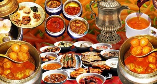 Jammu and Kashmir Foods
