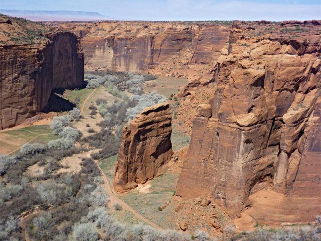 National Monument Arizona Canyon de Chelly