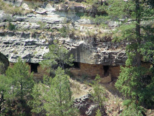 National Monument in Arizona Walnut Canyon