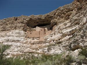 National Monuments Arizona Montezuma Castle