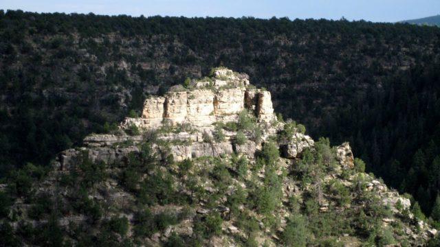 National Monuments Arizona Walnut Canyon