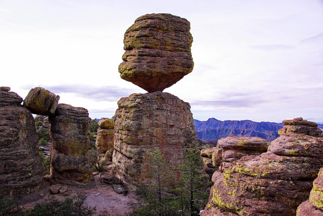National Monuments in Arizona Chiricahua Monument