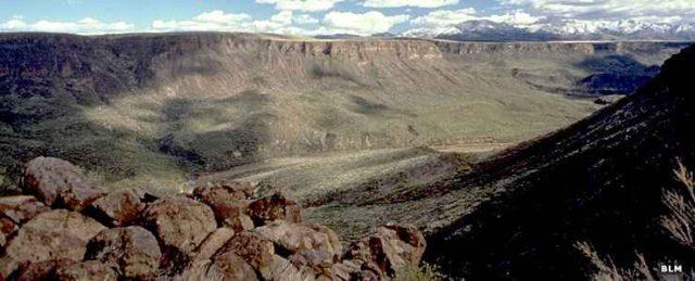 National Monuments of Arizona Agua Fria