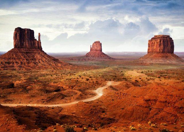 National Park Arizona Monument Valley Navajo Tribal Park