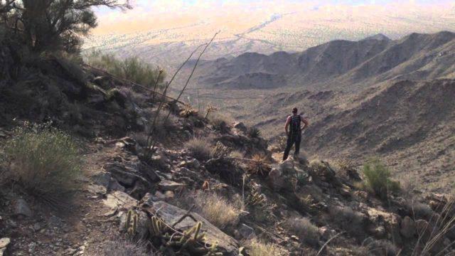 National Parks Arizona Estrella Mountain Regional Park