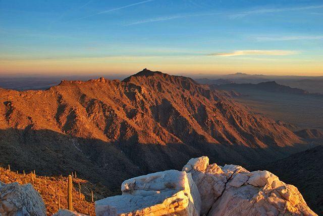 National Parks in Arizona Estrella Mountain Regional Park