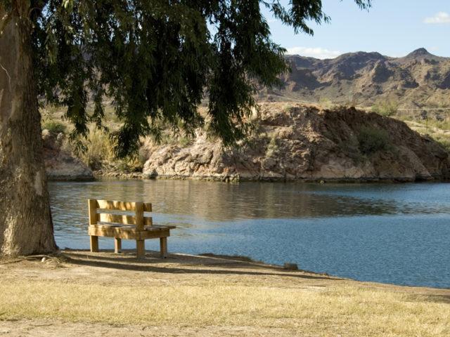 National Parks of Arizona Buckskin Mountain State Park