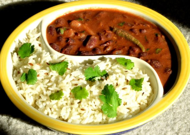 Rajma Chawal Jammu and Kashmir Staple Food