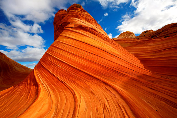 The Wave Vermillion Cliffs National Monument Arizona