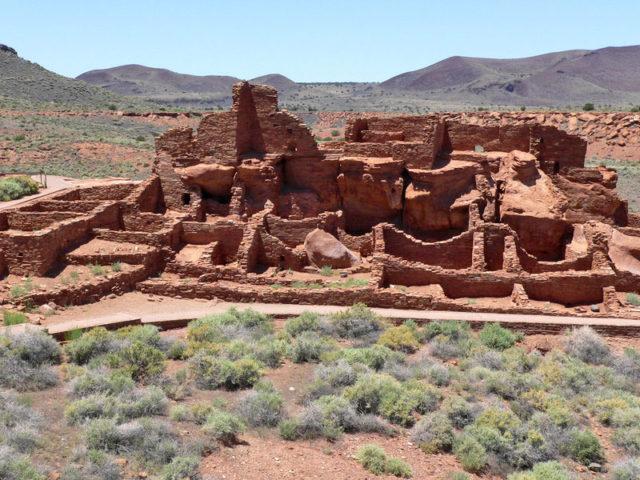 Wupatki National Monument Arizona