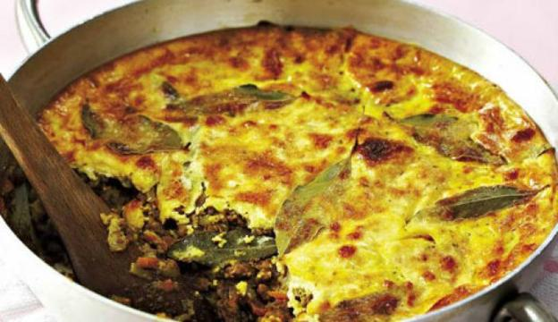 Bobotie Traditional South African Food
