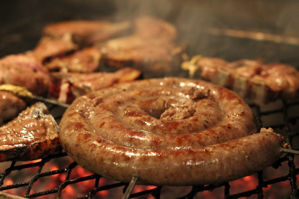 Boerewors South African Traditional Food