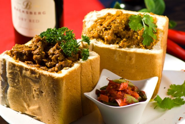 Bunny Chow South African Fast Food