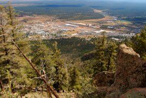 Flagstaff Hikes Mt. Elden Lookout Trail