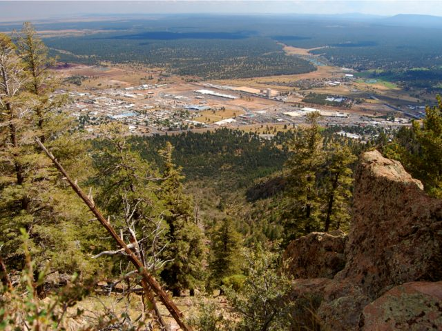 Flagstaff Hikes Mt. Elden Lookout Trail
