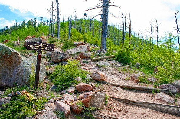 Hiking Flagstaff Mt. Elden Lookout Trail