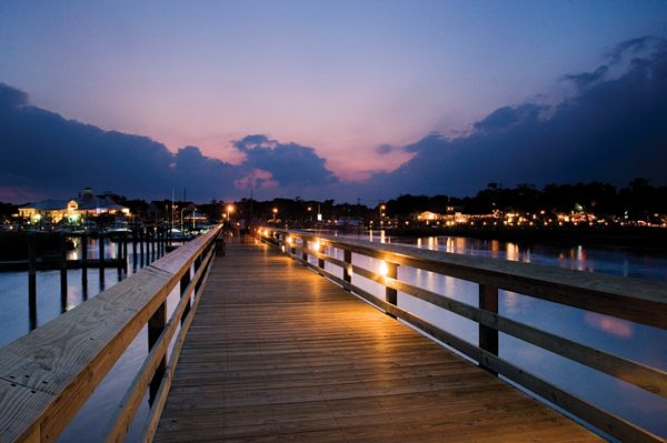 Free Things To Do In Myrtle Beach Murrells Inlet Marsh Walk