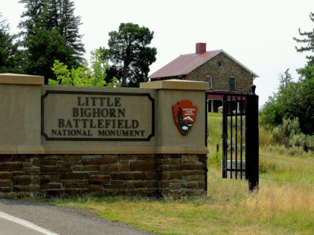 Little Bighorn Battlefield National Monument Montana National Parks