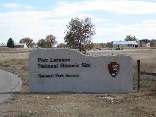 National Parks Wyoming Fort Laramie National Historic Site