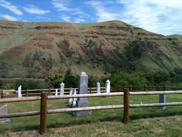 Nez Perce Nee-Me-Poo Trail Montana National Parks