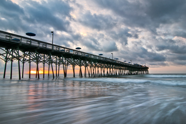 Things To Do In Myrtle Beach For Free Garden City Pier