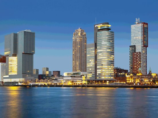 Amsterdam Day Trips Rotterdam