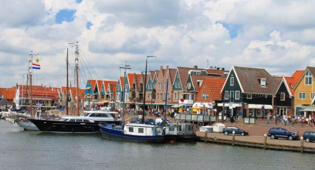 Amsterdam One Day Trip Volendam