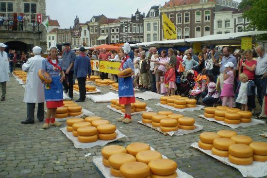 Amsterdam One day Trip Gouda