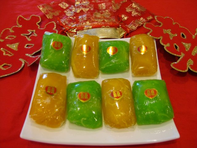 Ban Phu The Vietnamese Wedding Dessert