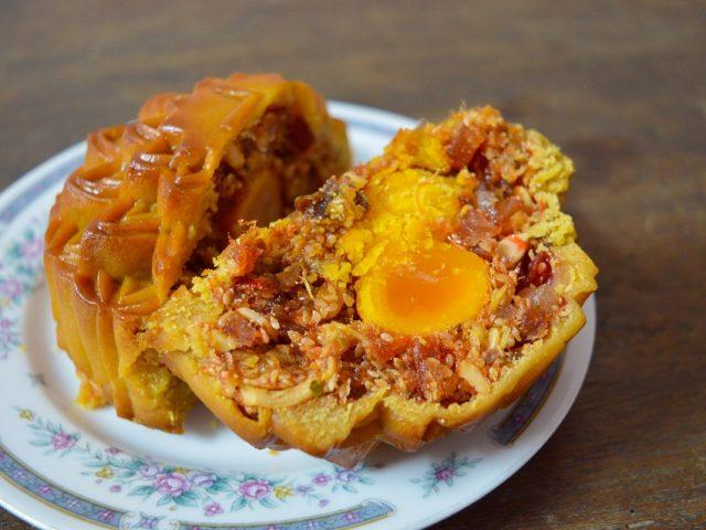 Banh Trung Thu Vietnamese Desserts Mooncake