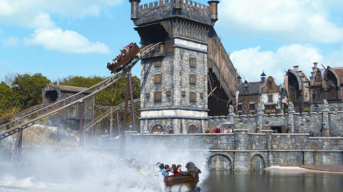 Day Trip Amsterdam Efteling Theme Park