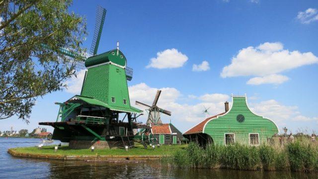 Day Trip from Amsterdam Zaanse Schans
