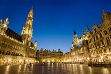 Day Trips from Amsterdam to Brussels