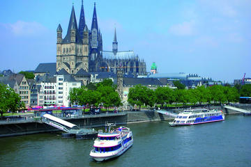 Day Trips from Amsterdam to Germany Cologne
