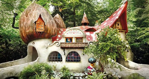 Day Trips in Amsterdam Efteling Theme Park