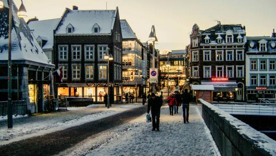 Day Trips in Amsterdam Maastricht