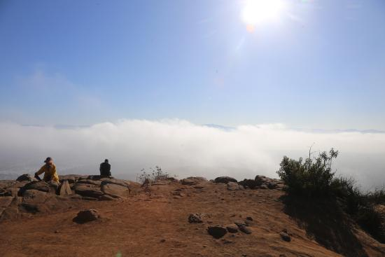 Easy Hiking Trails in San Diego Cowles Mountain