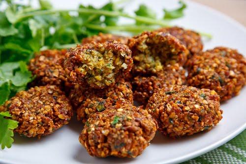 Falafel Israeli Food